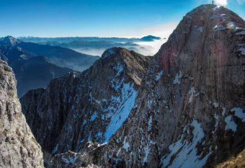 Il Monte Secco ad Ardesio