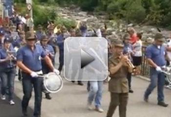 Ardesio: Alpini Intergruppo 14 Aprile 2013