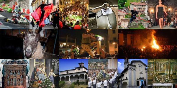 Ardesio, Calendario Eventi 2013