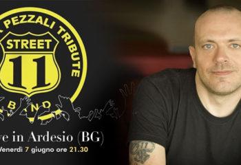 Ardesio: 883 Max Pezzali Eleven Street Tribute Band