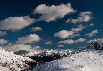 Ciaspolata su Campagano a Valcanale di Ardesio