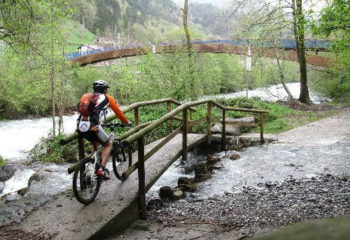 Ciclovia del''Alta Valle Seriana