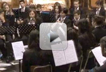 Concerto del Corpo Musicale in occasione dell'Apparizione