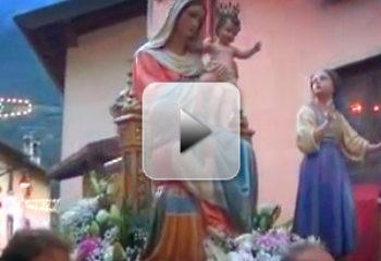 Ardesio: Apparizione della Madonna delle Grazie, edizione 2013
