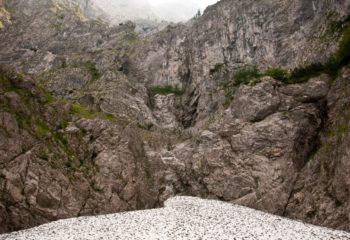 Il Ghiacciaio della Val del Las
