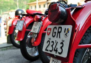 Ardesio: Raduno Moto d'Epoca Edizione 2013