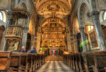 Ardesio: Visita al Santuario della Madonna delle Grazie