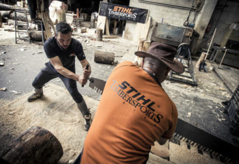Ardesio: Sthil Timbersports Series