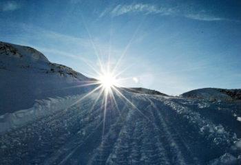 Il ritorno del sole a Valcanale