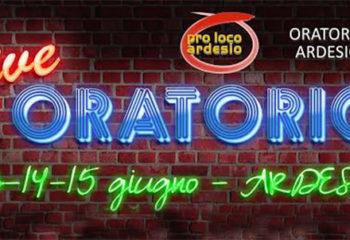 Ardesio: Live Oratorio 2014