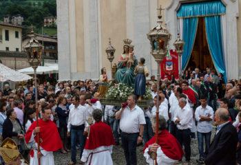 Apparizione della Madonna delle Grazie di Ardesio