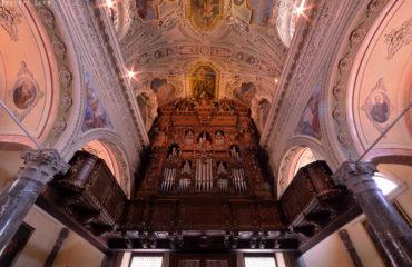Organo del Santuario