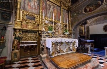 viviardesio santuario interno altare maggiore