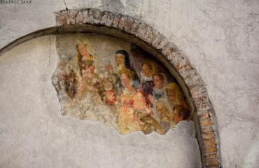 viviardesio tempio di santa caterina affreschi