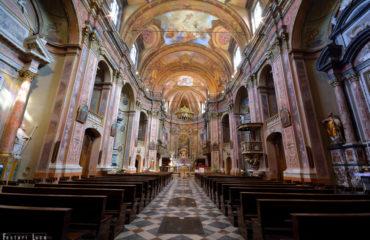 viviardesio ardesio parrocchia interno luca festari