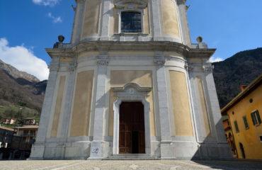 viviardesio ardesio parrocchia esterno ingresso principale luca festari