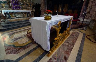 viviardesio parrocchia altare maggiore