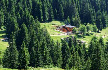 viviardesio valcanale Rifugio Alpe Corte anello delle orobie