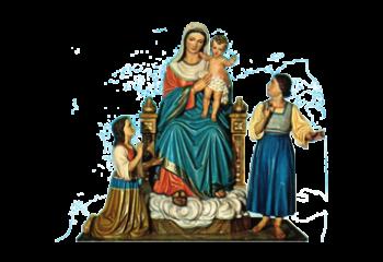 viviardesio ardesio santuario_madonna_delle_grazie_logo simbolo