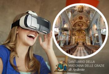 viviardesio ardesio Virtual Tour Santuario