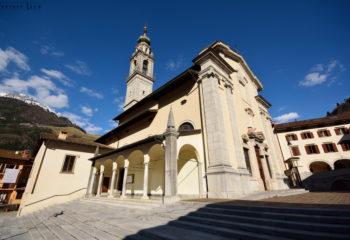 viviardesio ardesio santuario veduta esterna progetto percorso storico luca festari
