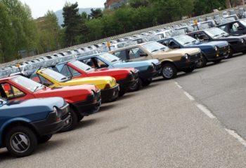 Raduno Fiat Ritmo ardesio 2018