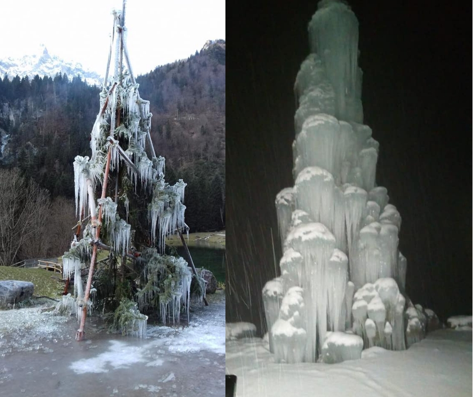 albero valcanale ghiaccio - vivi ardesio