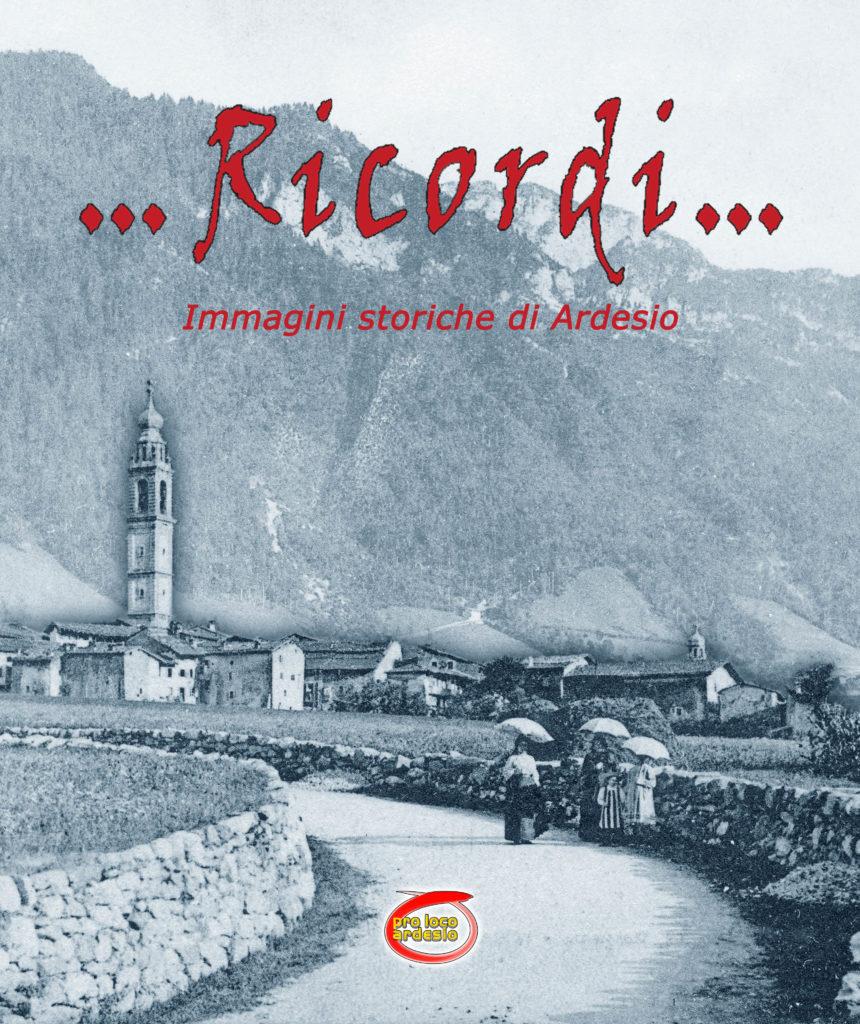 LIBRO RICORDI - VIVI ARDESIO